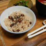 9月15日「赤飯の日」