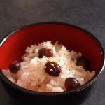 京都マラソンと「くり豆」ごはん