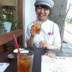 豆乳パティシエールの鵜野友紀子さん