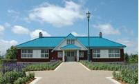 1)ビーンズ邸