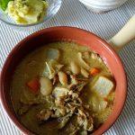 大福豆のタイカレー・イエロー