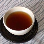 黒豆茶で、おなかスッキリ
