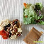 R 1/F 湯葉の大豆サラダ