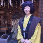 京都・護王神社の節分祭