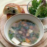 豆兄貴の「大地の煮込み」スープ