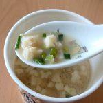 白丸とんこつ豆腐スープ
