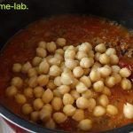 ひよこ豆のキーマカレーを作ろう