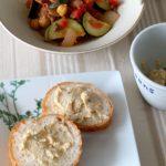 豆と麺のコラボ料理 試作会