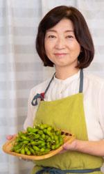 豆・豆料理探検家/豆料理アドバイザー 五木のどか